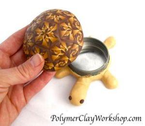 canework turtle box