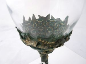leaf wine glass4
