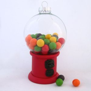 gum ball machine ornament