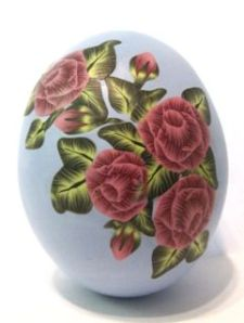 backgroundless rose egg