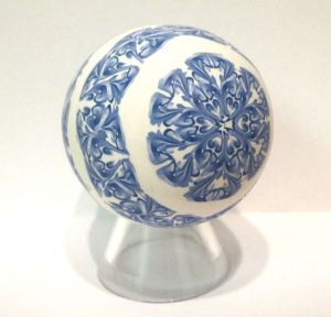 blue scrollwork egg 3