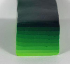 Emerald green plug