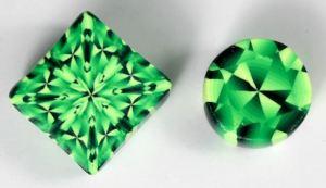 magic green gemstone