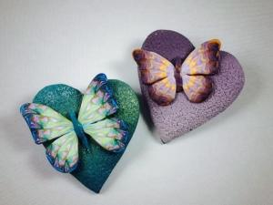 Ron Lehocky Heart Butterflies