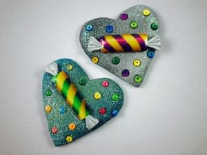 Ron Lehocky Polymer Clay Candy