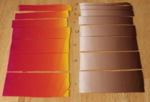 Four corner color blend instructions 3