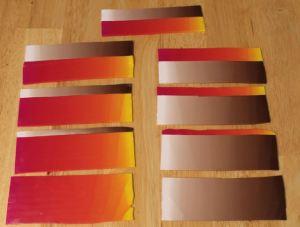 Four corner color blend instructions 4