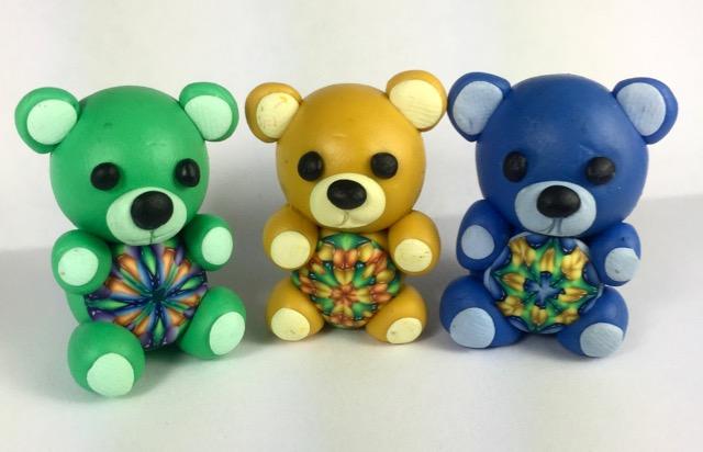 Jewel cane bears