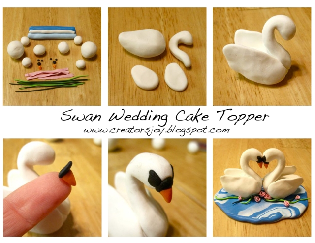 swan-wedding-cake-topper