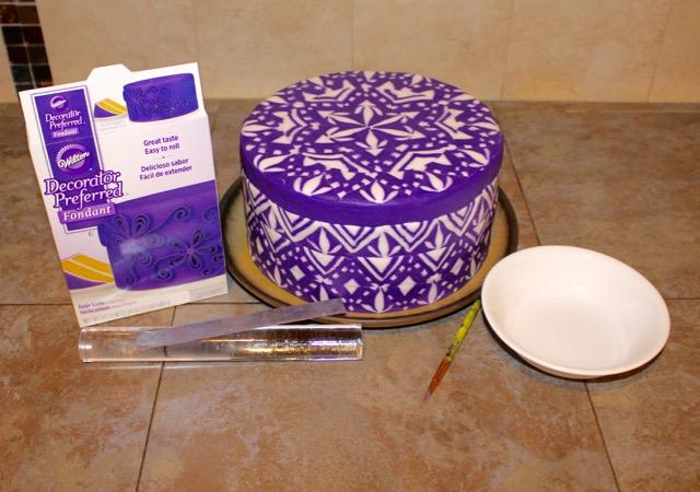 Fondant Cake Tools