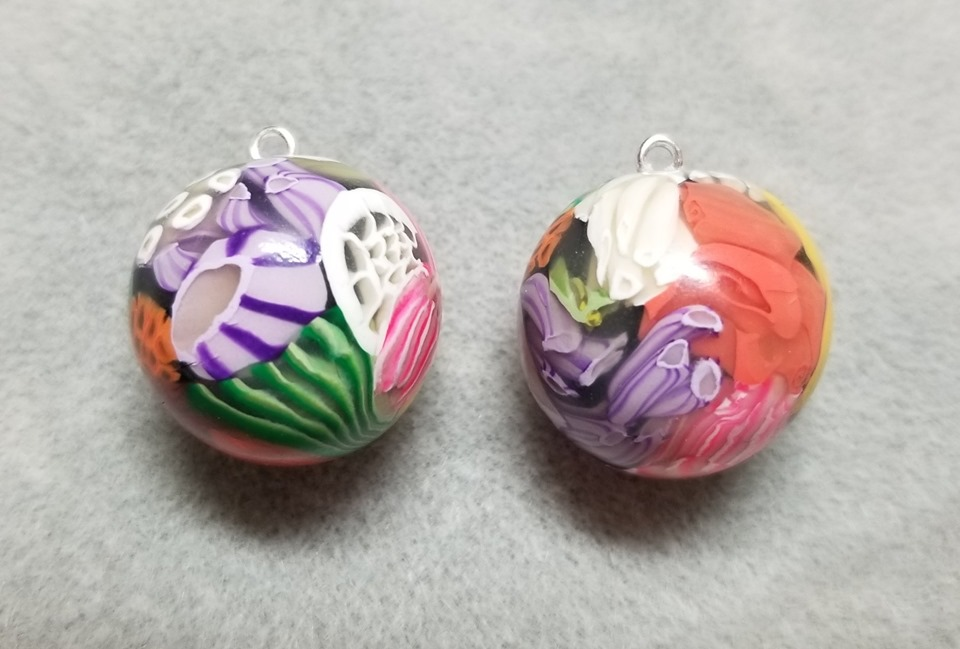 Minky's beads